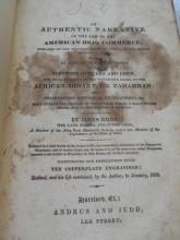 Loss of American Brig Commerce Africa 1815 James Riley