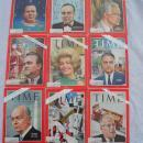 Lg. Time Magazine 1963 Collection 26 Issues Cassius Clay