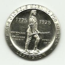 Whitehead & Hoag 150th Anniversary Battle of Lexington 1925 Coin Token