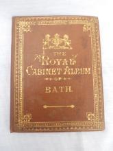 Royal Cabinet Album of Bath