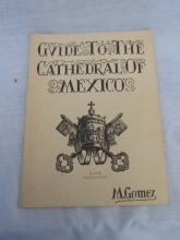 CATHEDRAL OF MEXICO BY M. GOMEZ