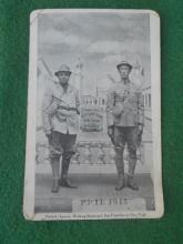 Champion Backward Walker Partrick Harmon 1915 Postcard