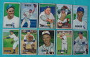 1951 Bowman Baseball Card Collection