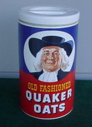 Regal China Quaker Oats Cookie Jar