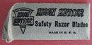 Keen Kutter Safety Razor Blades w/Org. Box