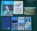 80's LA Dodgers Collection-Lasorda Auto. Book