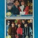 Pr. of Lobby Cards THE PROMOTER Alec Guinness Glynis Johns Valerie Hobson