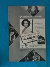 THE WILD HEART Jennifer Jones David Farrar Cyril Cusack Campaign Book