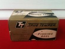 True Temper Ocean City No. 923 Fishing Reel w/Box & Paperwork