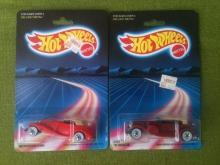 '31  Doozie 2533 and Mercedes 540K 3911 Hot Wheels in Package