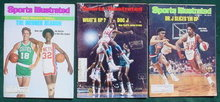 Dr. J Basketball Sports Illustrated's