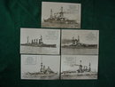 Collection Of U.S. Ship Postcards