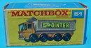 Matchbox #51 8 Wheel Tipper w/Box