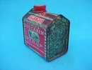 Early, Home Sweet Home Log Cabin Syrup Tin