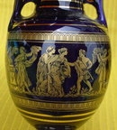 3 Pc. Greece Vase Set
