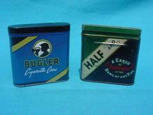 Pr. of Sm. Size Tobacco Pocket Tins