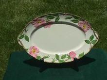 Franciscan Desert Rose Oval Platter