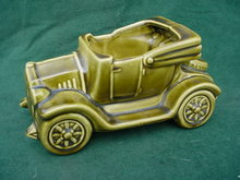 Old Automobile Car Planter