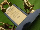 1957 Champion Dog Trophy