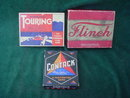 3 Old Parker Bros. Box Games