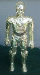 Lg. Star Wars C3PO Figure