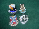 Military Pinback Collection