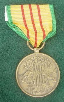 Rep. of Vietnam Service Medal