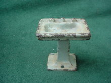 Vintage Cast Iron Doll Furniture Sink