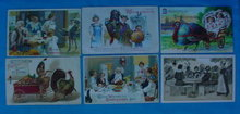 Thanksgiving Postcard Collection