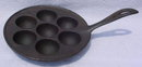 Vintage Cast Iron Handled Muffin Pan