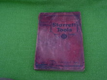 Starrett Tools Catalog No. 23