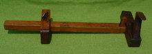 Antique Carpenter's Slitting Gauge