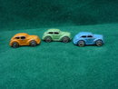 Old Metal Car Collection