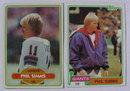 Phil Simms N.Y. Giants Football Cards