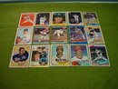 Nolan Ryan Baseball Card Collection