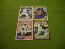 Reggie Jackson Baseball Card Collection