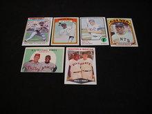 Willie Mays Baseball Cards