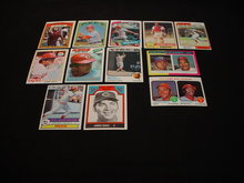 Johnny Bench Cincinnati Reds Baseball Cards