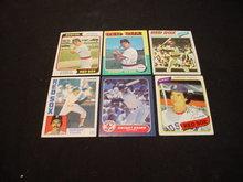 Dwight Evans Boston Red Sox Baseball Cards