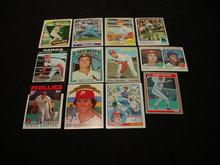 Steve Carlton Philadelphia Philles Baseball Cards