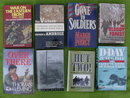 Lg. WWII Book Collection