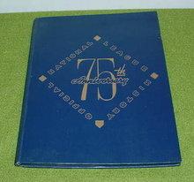 National League 75th Anniversary Book--1951