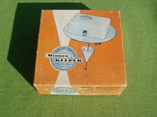 1950's Minnow Keeper w/Org. Box & Instructions