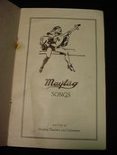 1940's Maytag Song Booklet