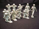 Lg. Group of Marx Playset Soldiers Figures