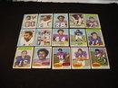 60's-80's Minnesota Vikings Football Cards