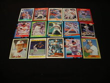 Cal Ripken Baltimore Orioles Baseball Cards