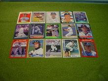 Alan Trammell & Lou Whitaker Baseball Cards