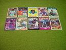 Tim Raines Baseball Card Collection