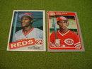 Eric Davis Cincinnati Reds Baseball Cards